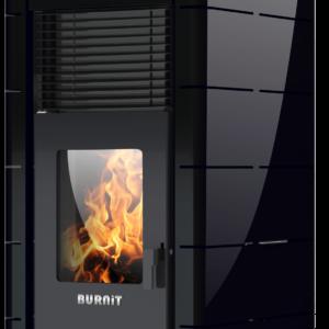 Пелетна Камина Burnit Concept 18kw