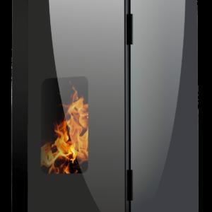 Пелетна Камина Burnit Vision 18kw
